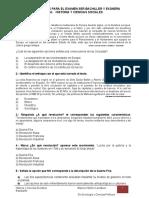 CUESTIONARIOS PARA EL EXAMEN SER BACHILLER Y EXONERA (Reparado)