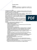 PRESENTACIÓN DE DECLARACIONES JURADAS