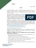 Inspectia muncii-anunt COVID