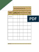 3.3.1 Formato  Matriz  requisitos legales ambientales
