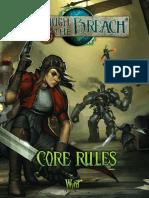Through the Breach - Core - Second Edition Core.pdf