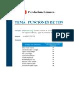 3. Funciones de Texto - Ejercicio.xlsx
