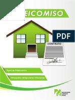 Revista Fideicomiso DGII