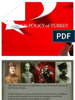 Foreign Policy of Turkey