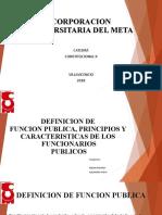 DIAPOSITIVAS CONSTITUCIONAL II