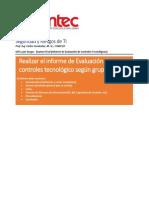 Examen Final Seguridad de Activos Informáticos - Informe GITCs