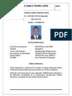 Hoja de Vida Camilo tiviño actualizada.doc