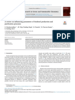 81 A review on influencing parameters of biodiesel production and