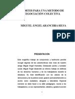 APORTES PARA UN METODO DE NEG.C.MIGUEL ANGEL