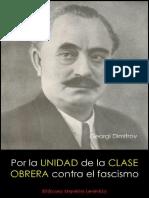 Georgi Dimitrov; Por la unidad de la clase obrera contra el fascismo, 13 de agosto de 1935.pdf