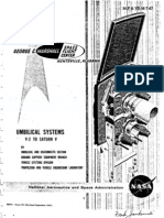Umbilical Sysems v-2 to Saturn V