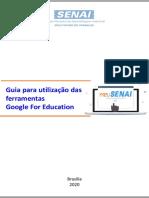 Guia Ferramentas Google For Education - Meu SENAI.pdf