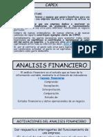 CLASE CAPITAL ANALISIS FINANCIERO