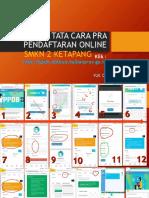 TATA CARA PRA PENDAFTARAN ONLINE.pdf