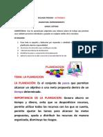 EMPRENDIMIENTO -  SEGUNDO PERIODO - ACTIVIDAD II - GRADO SEPTIMO (1)
