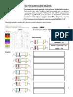 Cálculo de Resistencias por so Código de Colores.pdf