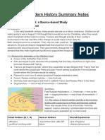 HSC Modern History Summary Notes.pdf