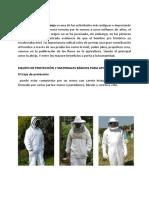 policulturara abeja