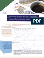 Ed Usa Internships and Short Term Study