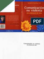 Comunicación No Violenta Marshall Rosenberg PDF
