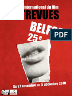 Festival Entrevues - Catalogue 2010