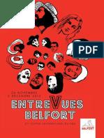 Festival Entrevues - Catalogue 2012