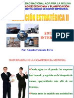 I.Estrategia Internacional