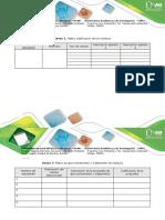 Guía de actividades - Fase 1,2 y 3 - Identificación y análisis