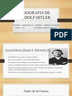 Biografia De Hitler Samuel Fiscal