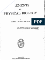 Elements of Physical Biology_Lotka