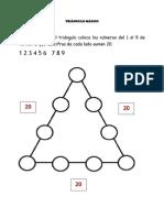 Triángulo Mágico