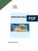 TEXTO DERECHOS REALES