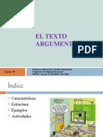 El-texto-argumentativo-8º-PPT.ppt