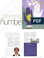 Beyond the Numbers 0809