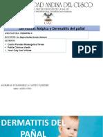 DERMATITIS ATOPICA Y DE PAÑAL
