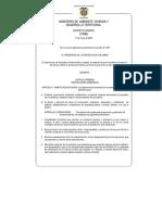 Decreto 1538 - 17 mayo 2005