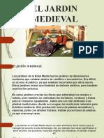 EL JARDIN MEDIEVAL