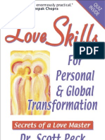 Love Skills for Personal & Global Transformation Secrets of a Love Master-Manteshwer