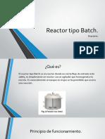 Reactor tipo Batch.pptx