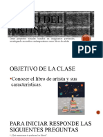 LIBRO DEL ARTISTA guón (1).pptx