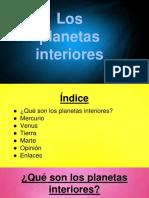 Planetas Interiores - Clase 01