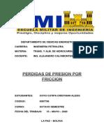 PERDIDAS DE PRESION POR FRICCION.pdf