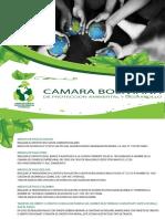 CAMARA BOLIVIANA DE  AMBIENTAL