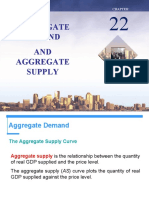 Ch 4 Aggregate Demand & Aggregate Supply
