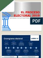 EL PROCESO ELECTORAL 2019 (1)