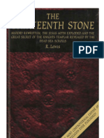 Thirteenth Stone - Jesus Myth Exploded  by  R Lewis.pdf
