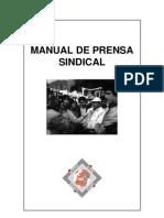Manual de Prensa Sindical
