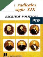 Los radicales del siglo XIX - Escritos políticos (1).pdf