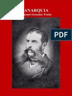 [Manuel González Prada] Anarquía