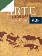 El Arte Rupestre levantino en Aragon
